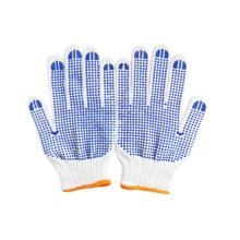 Multifunctional Non-slip Climbing Gloves Protective gloves- Blue (2 Pairs)