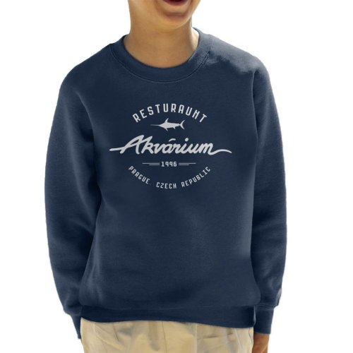 Akvarium Restaurant Mission Impossible Kid's Sweatshirt