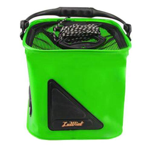 Portable Travel Wash Folding Bucket Multifunctional Collapsible Bucket-05