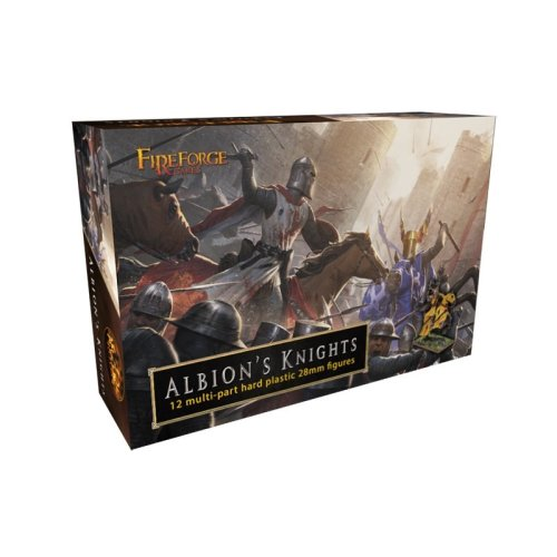 Fireforge Games 28mm Albions Knights