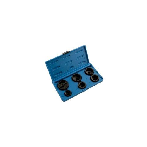 Oil Filter Socket Set - 6 Piece - Various