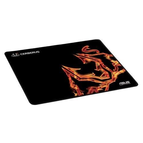 Asus Cerebrus Speed Black,orange Mouse Pad