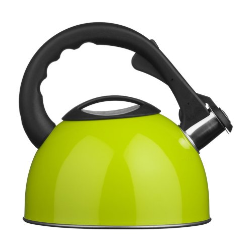 Whistling Kettle, 2.5 L - Lime Green