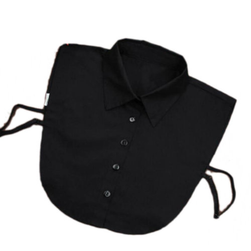 Elegant Women's Fake Half Shirt Blouse Collar Detachable Collar-A15