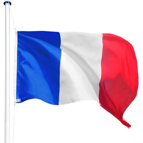Flagpole aluminium France