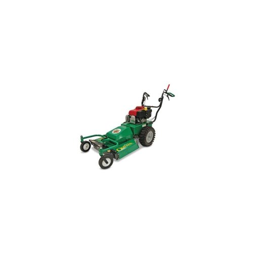 """Billy Goat Brush Cutter -13 Hp Honda 26"""" Wide Hydro Drive Pivoting Deck With Dual Caster Wheels"""