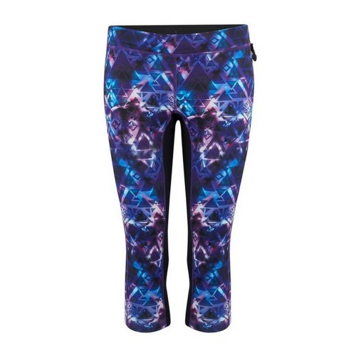 Animal Womens/Ladies Zhanna Printed 3/4 Running Leggings