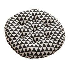 Creative Round Seat Cushion Thicken Comfortable Chair Pad Fashion Cushion,A8
