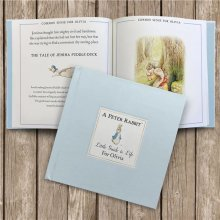 PERSONALISED Children's Book : The Peter Rabbit Little Guide To Lift