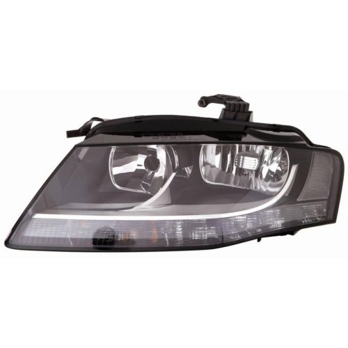 Audi A4 Mk3 3/2008-5/2012 Headlight Headlamp Passenger Side N/s