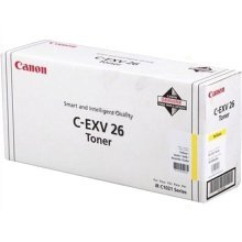 Canon C-exv 26 Cartridge 6000pages Yellow
