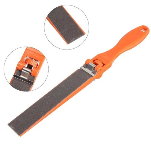 Guitar Bass Fret Level Crowning Dressing Sanding Stick File for Luthier Tool
