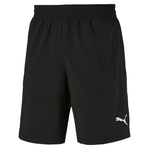 "Puma Energy Woven 9"" Mens Running Fitness Training Short Black"