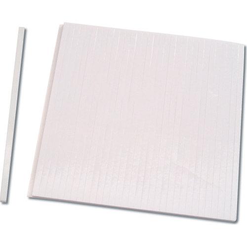 Darice Double-Sided Foam Sticky Strips 33/Pkg-White