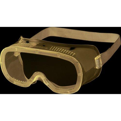 Delta Plus Venitex Muria 1 Clear PVC Safety Vented Goggles Eyewear Eye Glasses