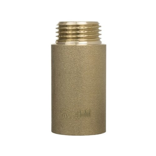 "3/4"" (22mm) Pipe Thread Extension Female X Male Cast Iron Brass Various Lengths"