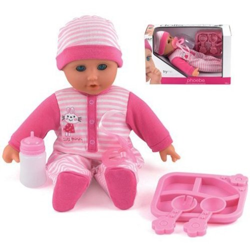 Dolls World Phoebe Doll