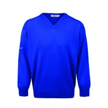 ProQuip V Neck Lambswool Water Repellent Jumper