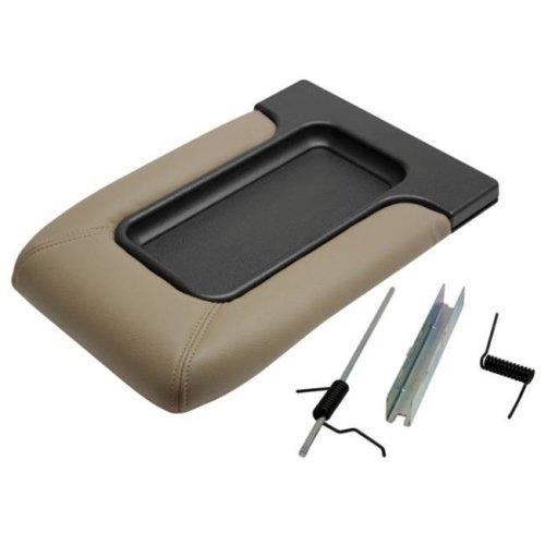 IPCW BB103 Chevrolet Avalanche 2002 - 2005 Front Center Console Lid Tan, Neutral