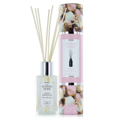 Ashleigh & Burwood Scented Home 150ml Reed Diffuser Gift Set Toasted Marshmallow