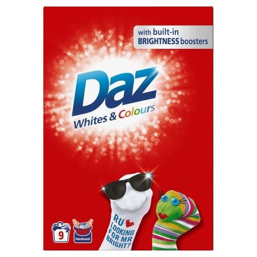 Daz Regular Handwash & Twin Tub Washing Powder Detergent - 960g