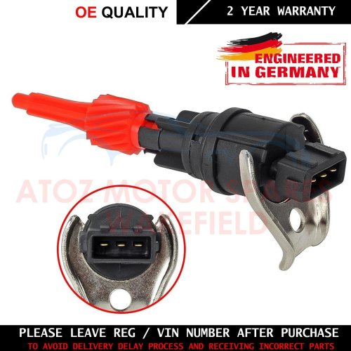 FOR AUDI A3 8L1 1.6 1.8 T S3 1.9 TDI RPM VEHICLE SPEED GEARBOX GEAR SENSOR VSS
