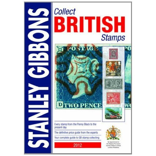 Collect British Stamps 2012 (Gb)