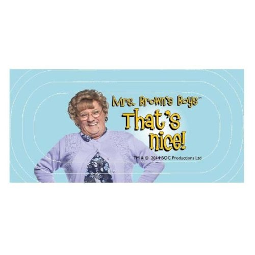Mrs Browns Boys Glasses Case: That's Nice