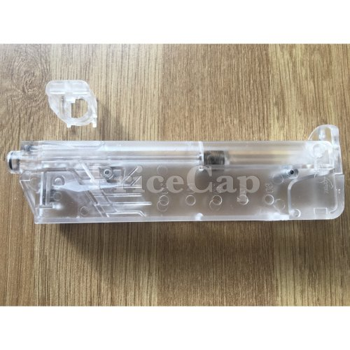 2 x Airsoft BB Speed loader - Clear Transparent