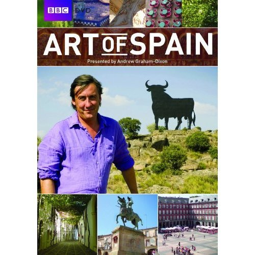 The Art of Spain [DVD] [DVD]