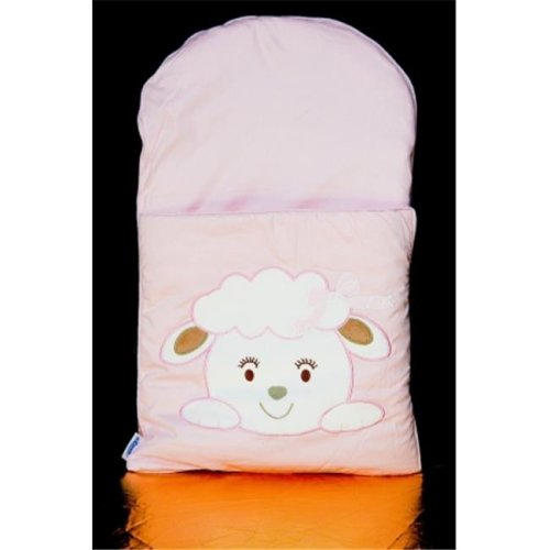 zCush BNM-CT-PN-EM Cotton Candy Characters Nap Mat