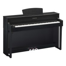 Yamaha Clavinova CLP-635 Digital Piano, Black