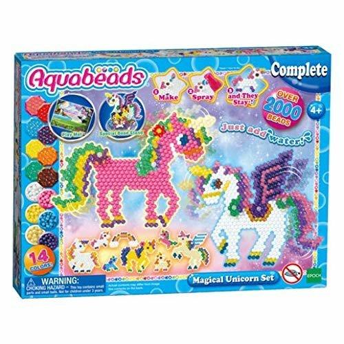 Aqua Beads 31489 Unicorn playset