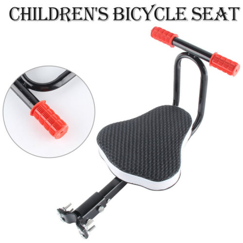 Bicycle Bike Front Seat Safety Stable Baby Child Kids Chair Carrier Sport UK