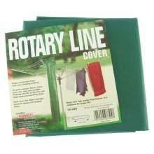 Bosmere Rotary Washing Line Cover G325