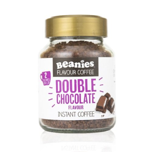Beanies Instant Double Chocolate Coffee 50g