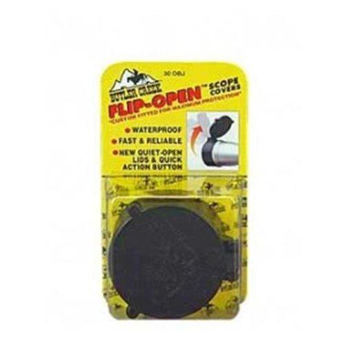 Butler Creek 30440 Flip-Open Scope Cover 2.36 in. Objective Size 44 Black