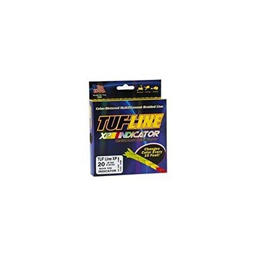 Tuf Line XP Indicator Spectra 65 lb 300 yds