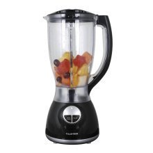 Lloytron 500W 2Ltr Blender With Grinder Attachment - Black (E824BK)