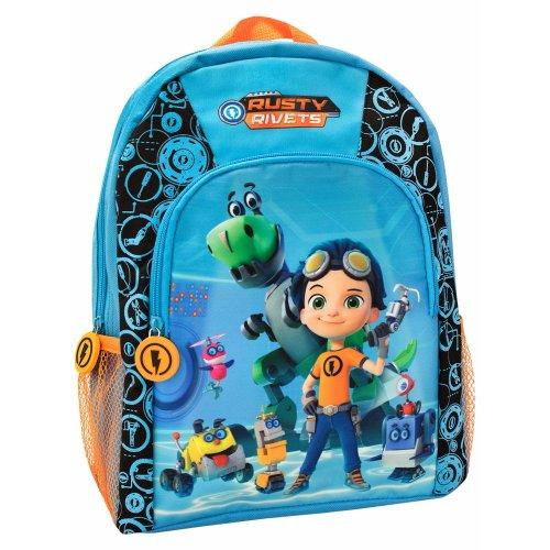 Rusty Rivets Kids Backpack