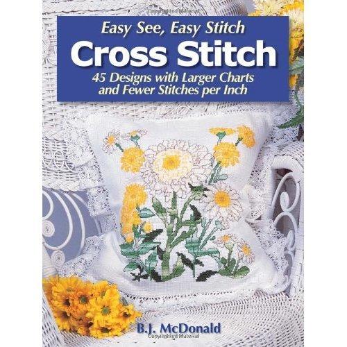 Easy See Easy Stitch Cross Stitch