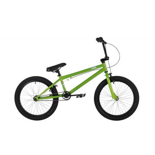 "Haro Frontside Kids 20"" Wheel 20"" Top Tube 25/9T Gearing BMX Bike Green HA1611"