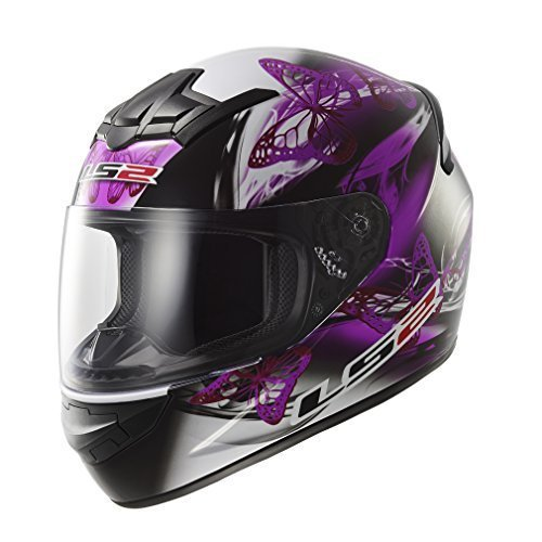 1affc55a LS2 FF352 Flutter Full Face Motorcycle Helmet