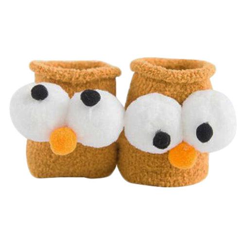 Baby Cool Socks Keep Warm Floor Socks Winter Thicken Boot Socks-A9