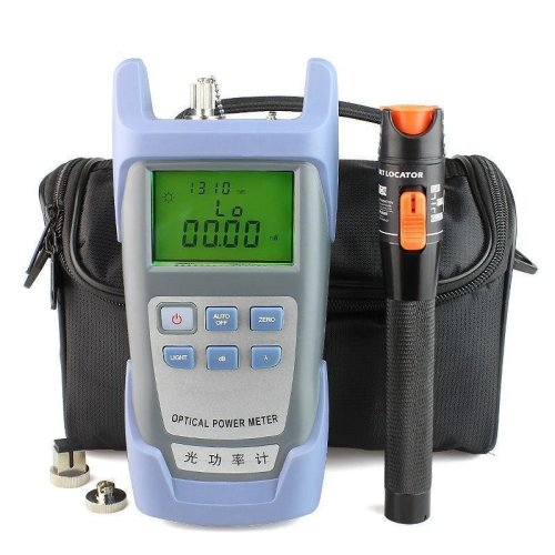 10mW Visual Fault Locator Fiber Optic Cable Tester Optical Power Meter