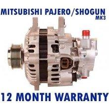 MITSUBISHI PAJERO/SHOGUN - MK3 MK III - 2.5 TDI 2000 - 2006 ALTERNATOR