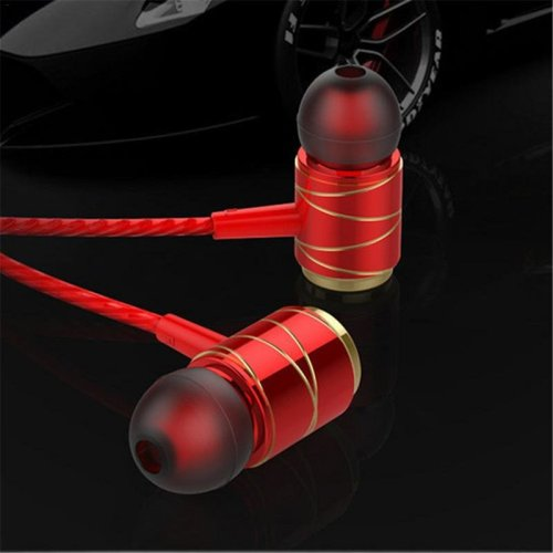 New RD10 Metal Game Earphone