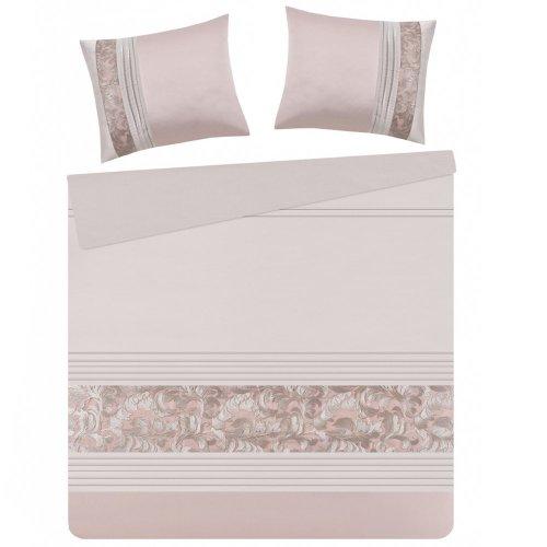 Duvet Cover Set 200 x 220 cm Pink GIARRE