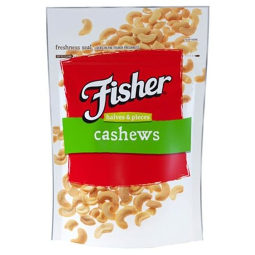 Lands End 209880 5 oz Fisher Cashew Halves