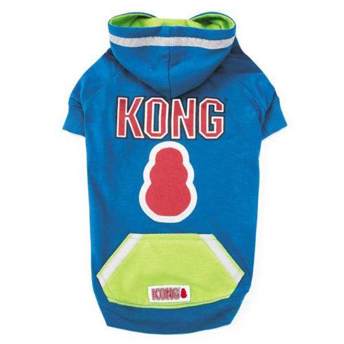 Kong Reflective Pullover Blue